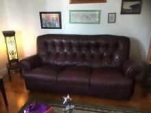Pegar Classic lounge suite with  recliner arm chairs Coolangatta Gold Coast South Preview