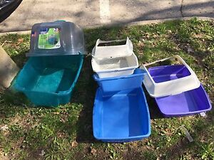 Free cat litter boxes