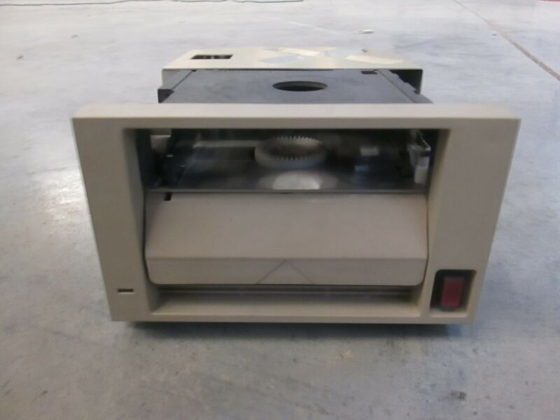 Digital TK50 CompacTape Drive, Working When Removed
