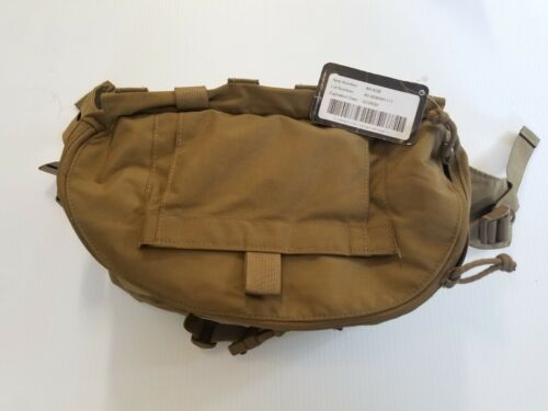 NORTH AMERICAN RESCUE CCRK SQUAD BAG COYOTE NWT