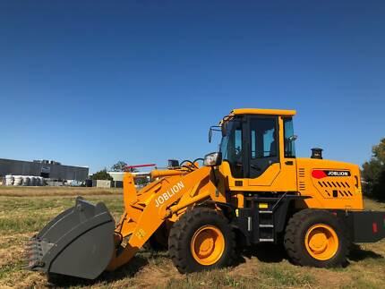 2018 Joblion SM100C CUMMINS 100HP FREE GP BUCKET BUCKET 4 IN 1 FO Archerfield Brisbane South West Preview