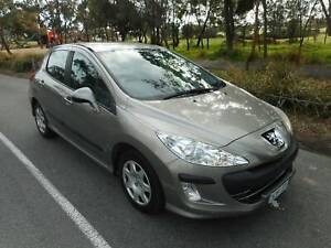 2010 Peugeot 308 XS HDi Manual Hatchback AUTO ONLY 77000 KLMS Moorabbin Kingston Area Preview
