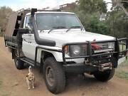 Toyota Landcruiser Riddells Creek Macedon Ranges Preview