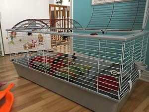 Deluxe Cage for small pet/ Rabbit/Guinea Pig/Ferret