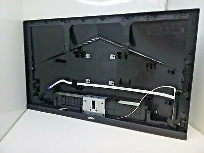 "Acer V277U 27"" WQHD X223W IPS LED Monitor Genuine Rear Back Panel + Black Bezel"