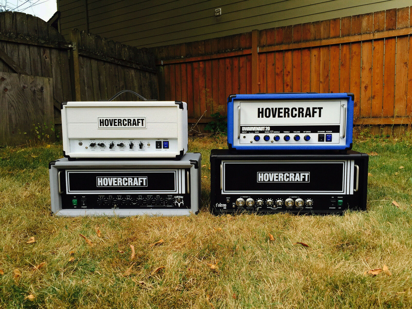 Hovercraft Amps