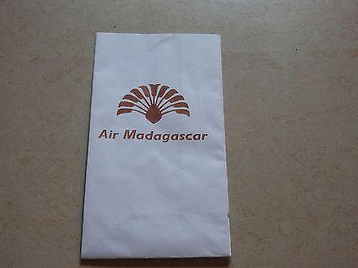 Air Madagaskar Sickness Bag, Kotztüte