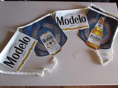 NEW Modelo Especial Cerveza Beer Can string Banner Sign Flag Import Bar T=