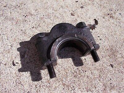 Oliver Super 77 Diesel Tractor D Engine Motor 1 Main Rod 648-3 Cap W 2 Bolts