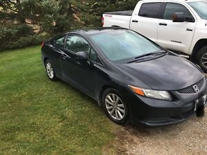 2012 Honda Civic!! Amazing deal!