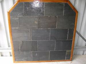 HEARTH.....SLATE BASE FOR WOOD HEATER Caboolture Caboolture Area Preview