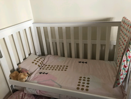 2 X Childcare Cot Toddler Beds