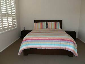 Queen size bedroom Suite purchased from Harvey Norman Regents Park Auburn Area Preview