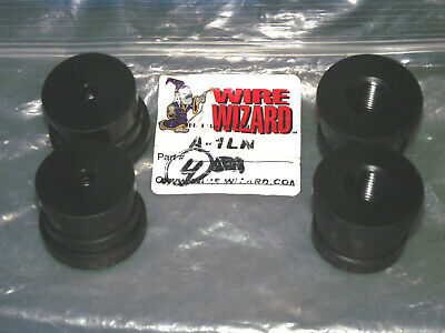 4 Wire Wizard A-1ln Inlet Guide For Wsm-100 Wire Straightener Qty 4