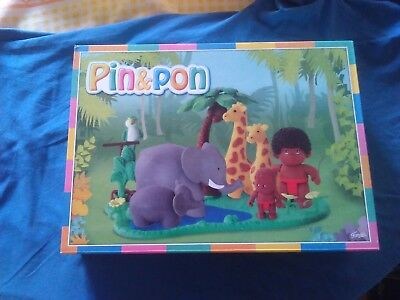 Pinypon famosa vintage safari