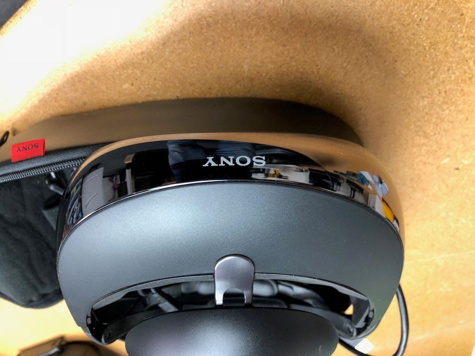Sony HMZ-T3W Head Mounted 3D Viewer