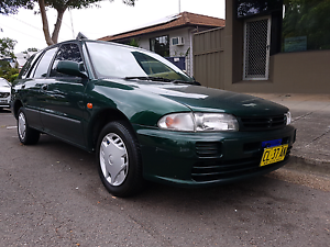 April Rego. 1999 Mitsubishi Lancer wagon. Cold air conditioning. Newcastle Newcastle Area Preview