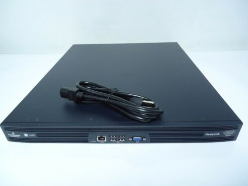 Avocent UMG 6000 UNIVERSAL MANAGEMENT GATEWAY 6000 Network Controller - 40 Ports