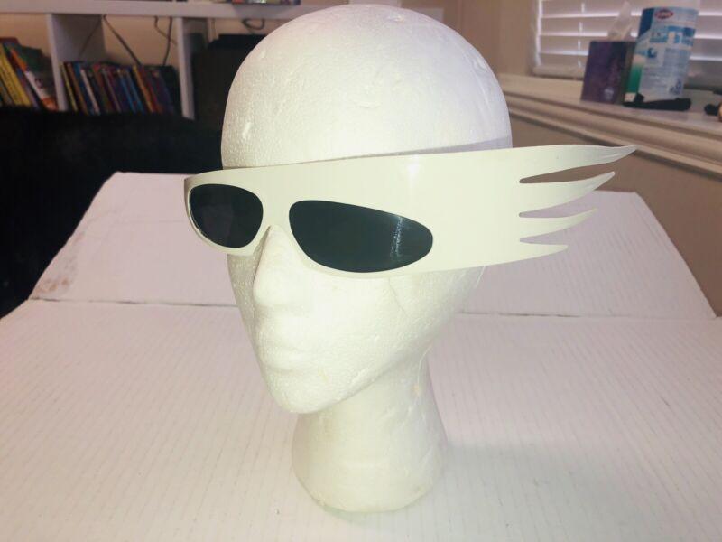 Vintage 1980's Watusee New Wave Sunglasses Original