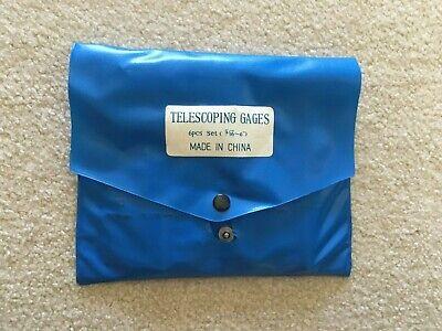 Telescoping Gages 6 Piece Set 516-6