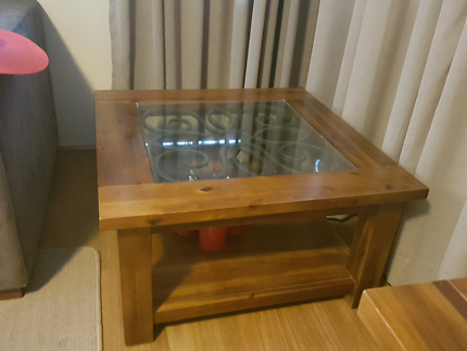 Square Coffee Table Lamp Super Amart Kyoto Furniture
