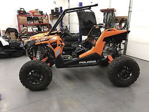 2015 RZR 900 S CHASSIS  TURBO