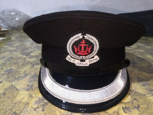 Brunei police officer cap replica