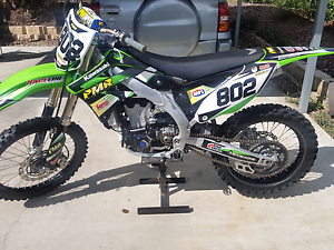Kx450f motocross bike Jimboomba Logan Area Preview