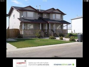 Duplex for rent available July 1