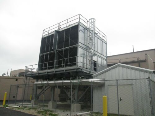 650 Ton Marley Cooling Towers - Stainless Steel