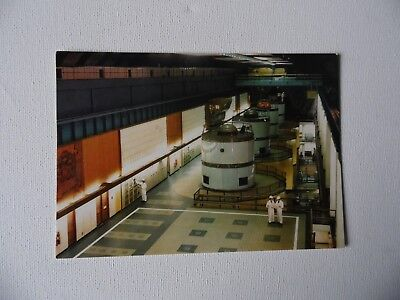 Cruachan Pumped Storage Power Station, Machine Hall, Scotland - Postcard (3). segunda mano  Embacar hacia Spain