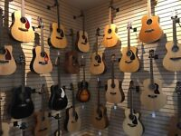 Acoustic Guitars  Belleville Belleville Area Preview