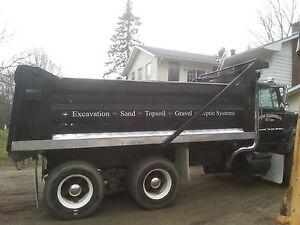 wanted dump truck box 16ft tandem