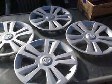 2015 holden cruze set of wheel covers Northgate Port Adelaide Area Preview