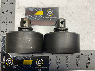 Lot Of 2 Kennametal Km32bn7548 Toolholder Blanks 9097ce8 Fast Shipping