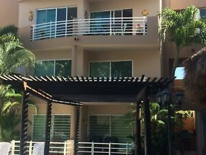 Beautiful two bedroom-two bathroom condo in Bucerias Mexico