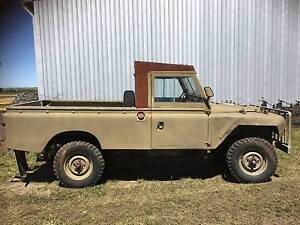 1970 Land Rover Other Ute Moree Moree Plains Preview