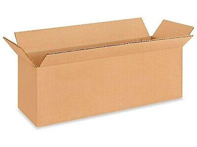 16 X 5 X 5 Long Corrugated Boxes