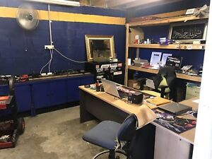 Automotive Workshop for Sale fully equipped