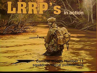 LRRP's (Vietnam) in Action Squadron/Signal Publications Combat Troops No. 3011