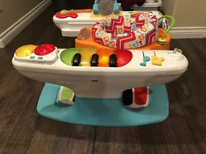 Fisher Step'n Play Piano