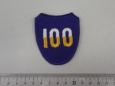 A6-BD18 USA Abzeichen 100th Division