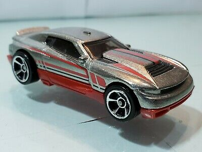 Hot Wheels D-MUSCLE | ZAMAC | 2017 Muscle Mania | Super Rare