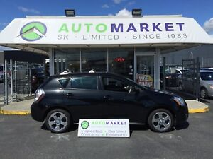 2010 Pontiac Vibe AWD, FINANCING FOR ALL CREDIT!