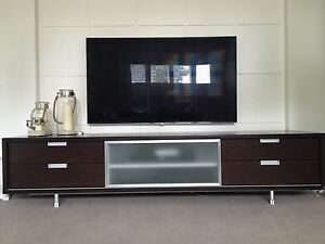 Entertainment unit and coffee table Brighton East Bayside Area Preview
