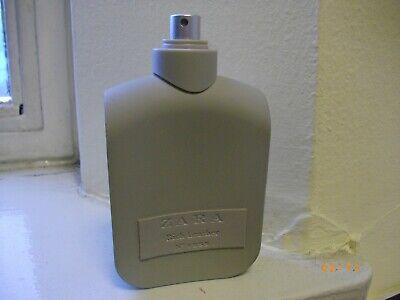 Zara Rich Leather 100ml Eau De Parfum Sprayed once Smells Like Creed FREE POST