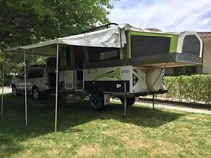 Jayco Swan Outback 2015 Campertrailer in excellent condition O'Connor North Canberra Preview