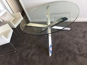 Nick Scali Dinning Table Milsons Point North Sydney Area Preview