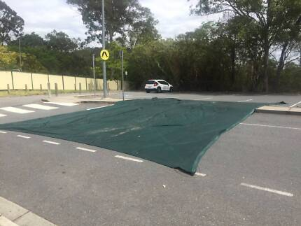 Large Shade Structure - Dismantled Ashgrove Brisbane North West Preview