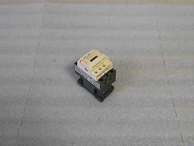 Schneider/Telemecanique Contactor LC1 D12, 120 V Coil, Used, Warranty